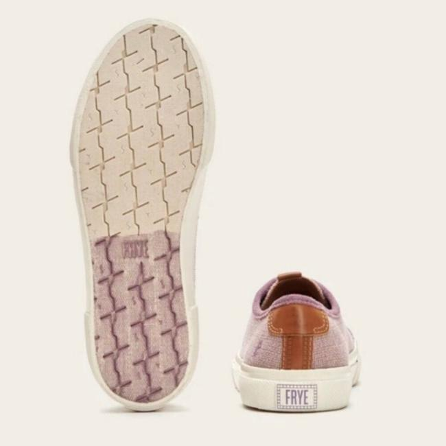 Frye Lilac Gia Canvas Low Sneakers Size US 9 Regular (M, B) Frye Lilac Gia Canvas Low Sneakers Size US 9 Regular (M, B) Image 5