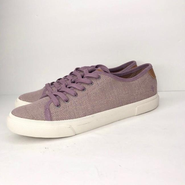 Frye Lilac Gia Canvas Low Sneakers Size US 9 Regular (M, B) Frye Lilac Gia Canvas Low Sneakers Size US 9 Regular (M, B) Image 6