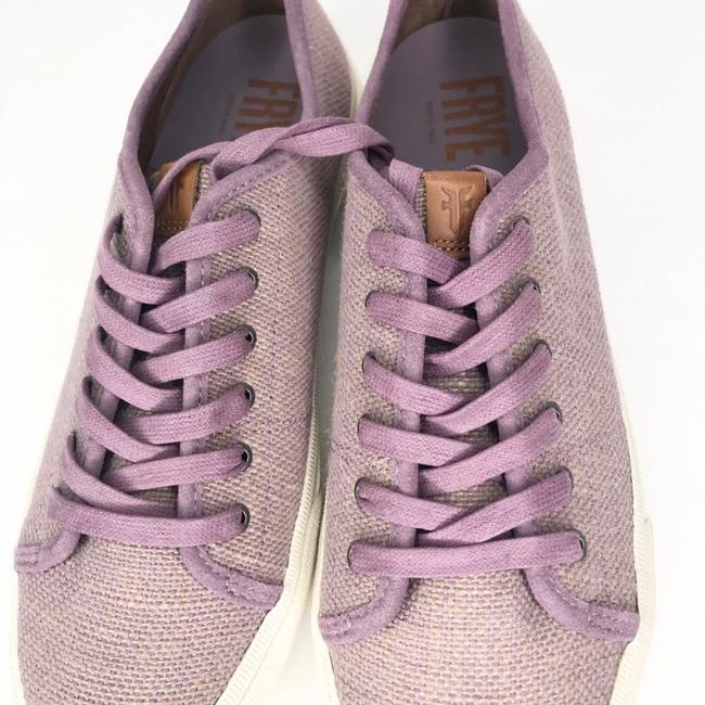 Frye Lilac Gia Canvas Low Sneakers Size US 9 Regular (M, B) Frye Lilac Gia Canvas Low Sneakers Size US 9 Regular (M, B) Image 7