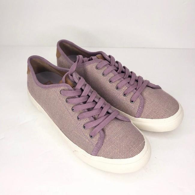 Frye Lilac Gia Canvas Low Sneakers Size US 9 Regular (M, B) Frye Lilac Gia Canvas Low Sneakers Size US 9 Regular (M, B) Image 8