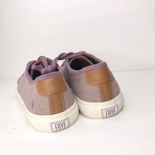 Frye Lilac Gia Canvas Low Sneakers Size US 9 Regular (M, B) Frye Lilac Gia Canvas Low Sneakers Size US 9 Regular (M, B) Image 9