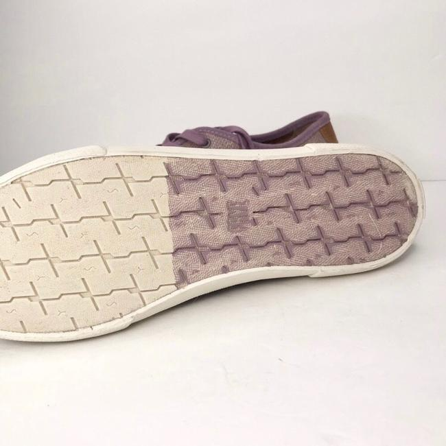 Frye Lilac Gia Canvas Low Sneakers Size US 9 Regular (M, B) Frye Lilac Gia Canvas Low Sneakers Size US 9 Regular (M, B) Image 10