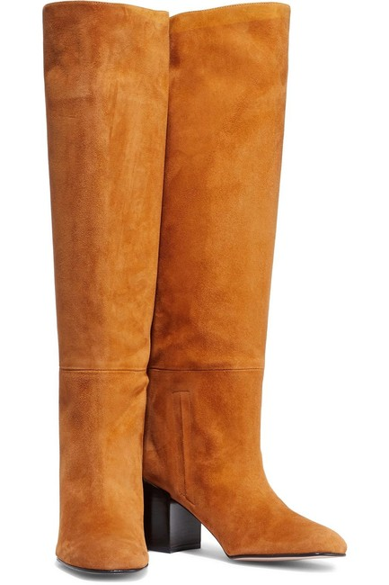 Item - Camel Tubo Suede Knee Boots/Booties Size US 11.5 Regular (M, B)