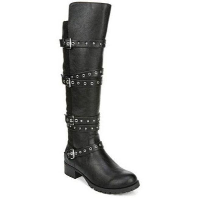 Item - Black Foxley Knee High Boots/Booties Size US 6 Regular (M, B)