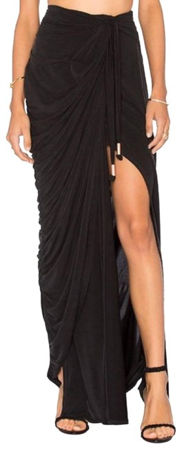 Item - Black Echoes Of Love S Skirt Size 4 (S, 27)