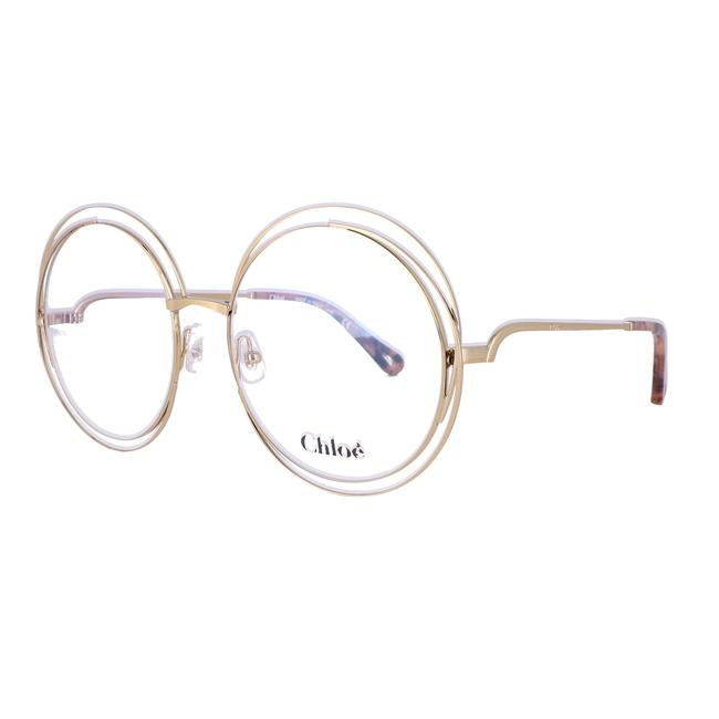 Item - Yellow Gold Eyeglasses Ce2152 717 Ce2152 Butterfly Rx Eyeglasses