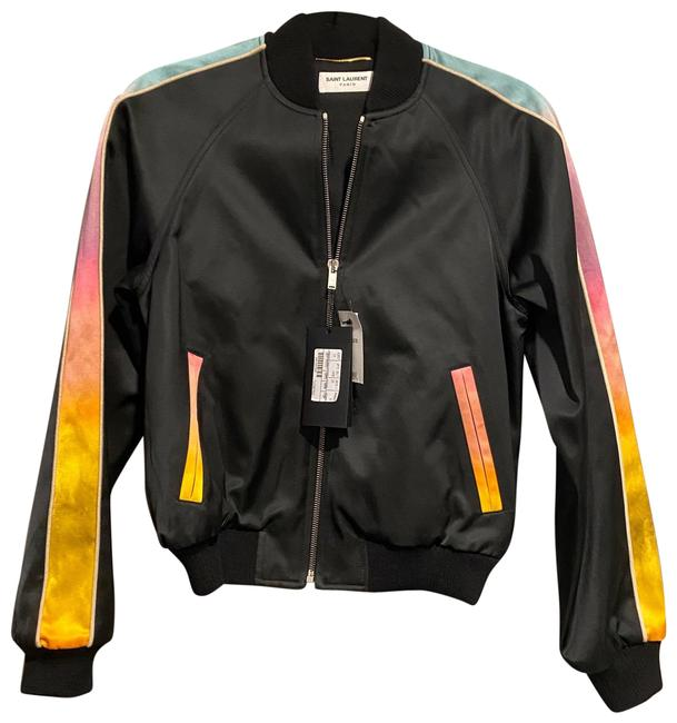 Item - Panther Bomber (Ss18) Jacket Size 4 (S)