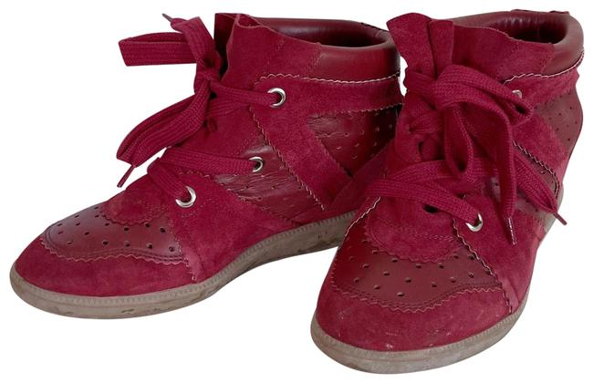 Item - Red Bobby Sneakers Size EU 38 (Approx. US 8) Regular (M, B)