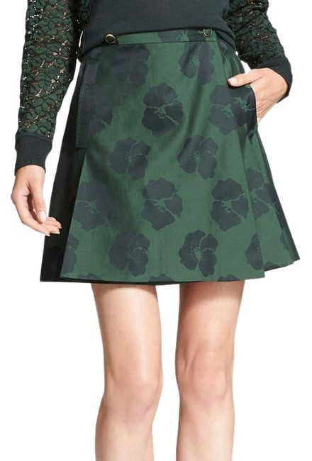 Item - Green Karina Skirt Size 4 (S, 27)