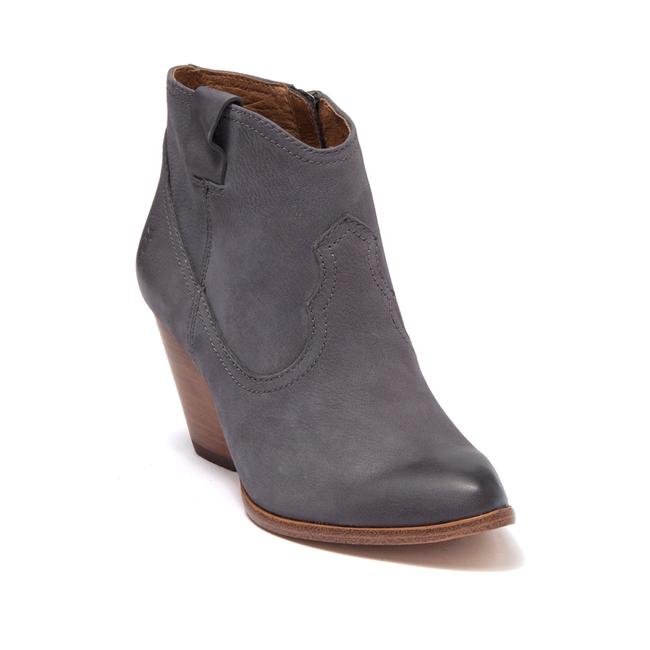 Item - Grey Reina Western Ankle Boots/Booties Size US 9.5 Regular (M, B)