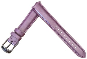 Michele 16mm NWT Michele Pastel Pink Genuine Leather watch Straps MS16AA050684