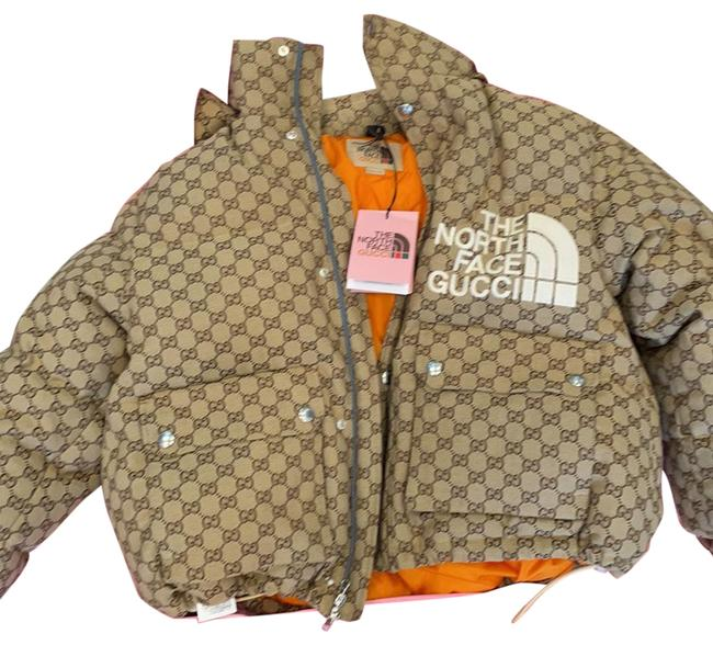 Item - Brown The North Face X Coat Size 4 (S)