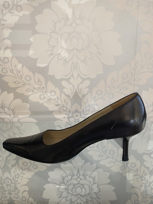Jeffrey Campbell Retro Naked Ladies Pointed Toe Pumps Size