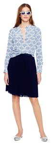 J.Crew Skirt Navy Blue