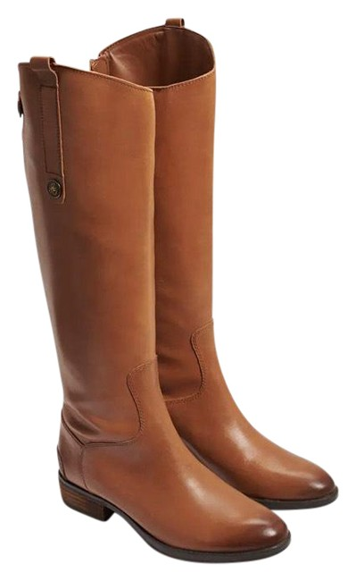 Item - Whiskey Leather Penny Riding Boots/Booties Size US 6.5 Regular (M, B)