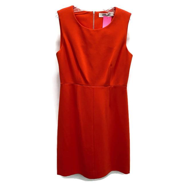 Item - Red Carrie Short Night Out Dress Size 4 (S)