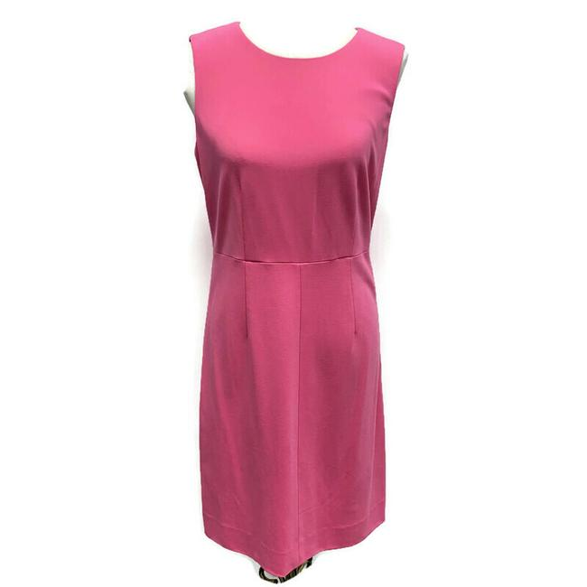 Item - Pink Carrie Short Work/Office Dress Size 4 (S)