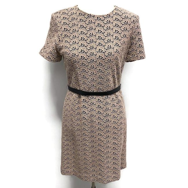 Item - Tan Cindy Acorn Short Casual Dress Size 8 (M)
