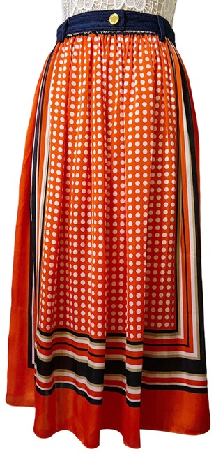 Item - Multicolor Flare Skirt Size 4 (S, 27)