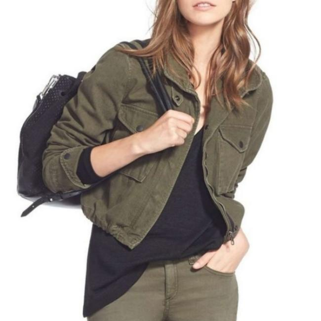 Item - Army Green M15 Fatigue Jacket Size 8 (M)