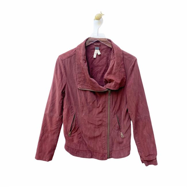 Item - Red Moto Jacket Size 8 (M)