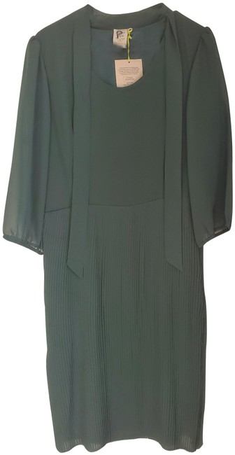 Item - Green By Janica Mid-length Work/Office Dress Size 16 (XL, Plus 0x)