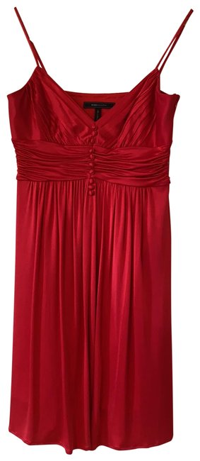 Item - Red Na Short Night Out Dress Size 8 (M)