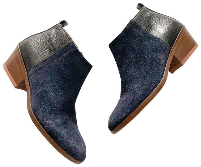 Item - Navy Blue Charley Boots/Booties Size US 5.5 Regular (M, B)