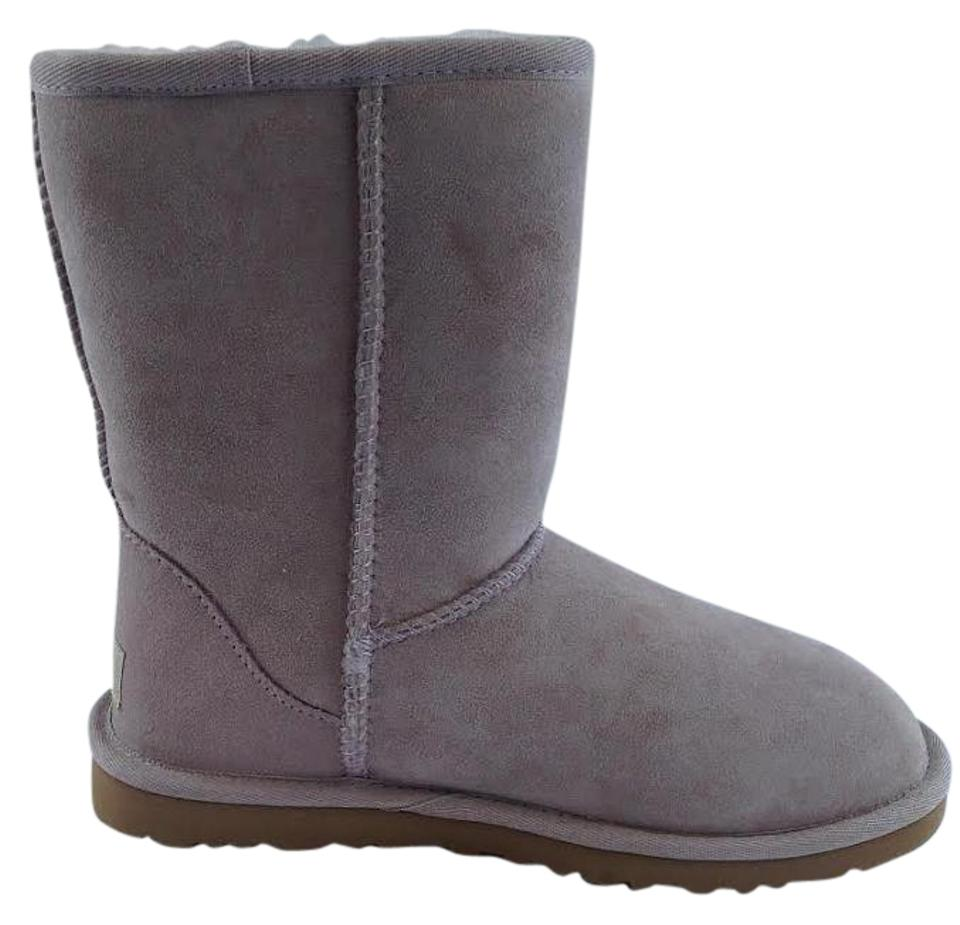 821d3325e76 UGG Australia Feather Grey Classic Boots/Booties Size US 6 79% off retail