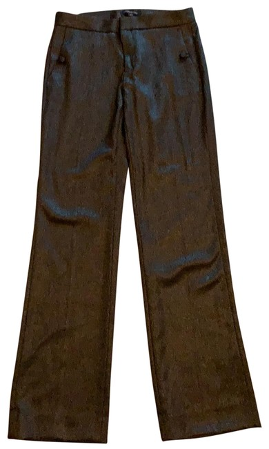 Item - Black and Gold Pants Size 4 (S, 27)