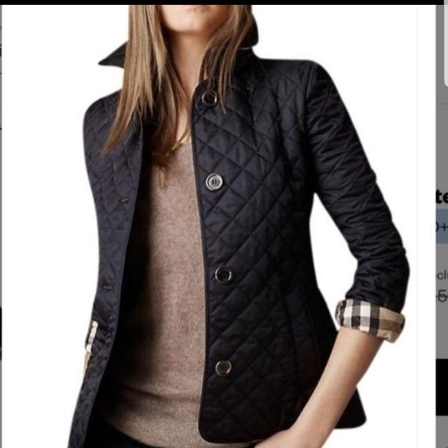 Item - Light Diamond Quilted Jacket Size 0 (XS)