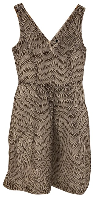Item - Black and White Br Collection Short Cocktail Dress Size 0 (XS)