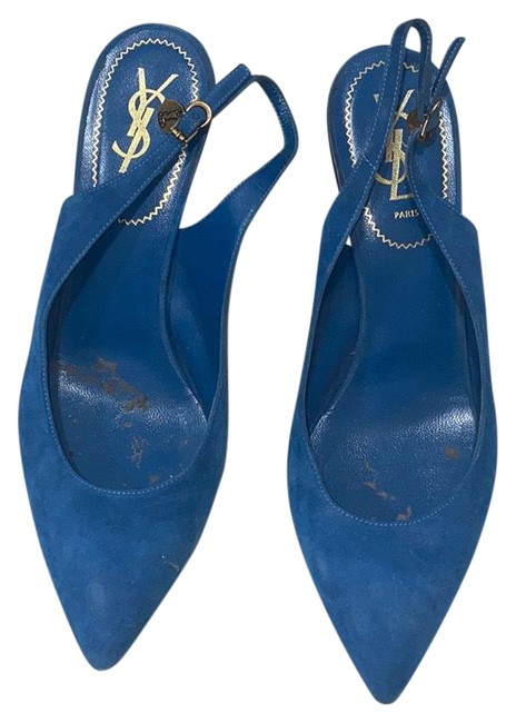 Item - Blue Mi 275381 Pumps Size EU 39.5 (Approx. US 9.5) Regular (M, B)