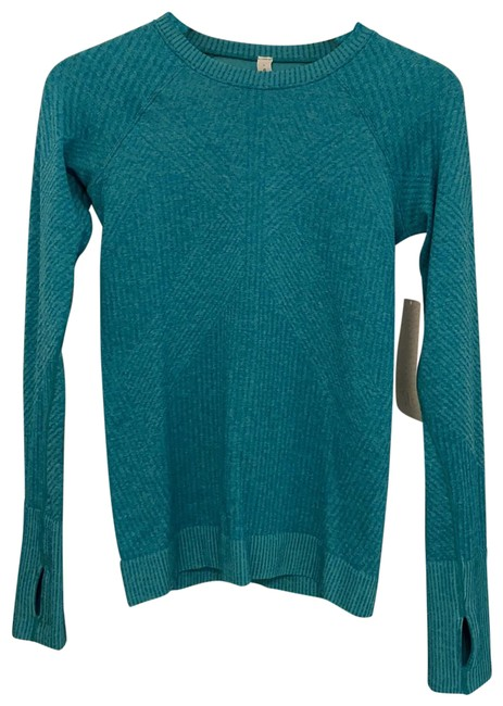 Item - Green Rest Activewear Top Size 4 (S)