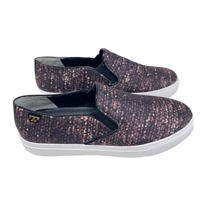 Item - Purple Flash All Over Pull On Sneakers Size US 9 Regular (M, B)