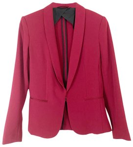 Item - Red Jacket Blazer