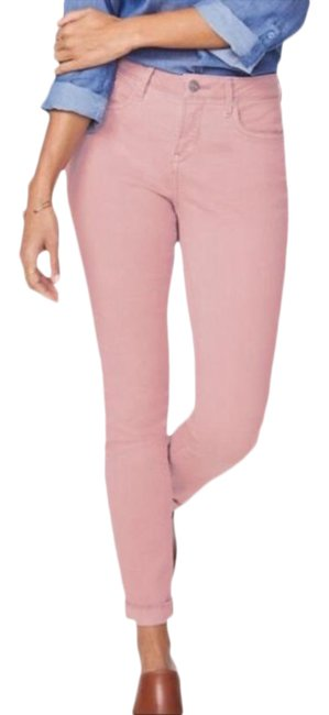 Item - Pueblo Rose Ami Cuffed Ankle Skinny Jeans Size 33 (10, M)