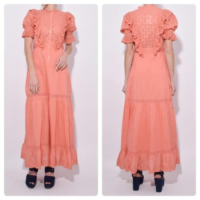 Item - Coral Halley Long Casual Maxi Dress Size 0 (XS)