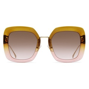 Item - Brown/Pink Ff0317/S Dq2m2 Sunglasses