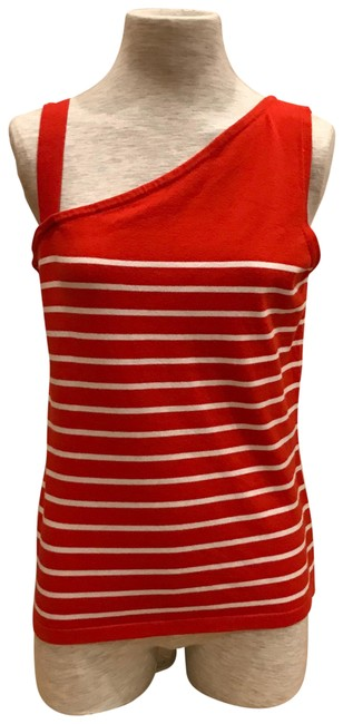 Item - Red As02 Tank Top/Cami Size 8 (M)