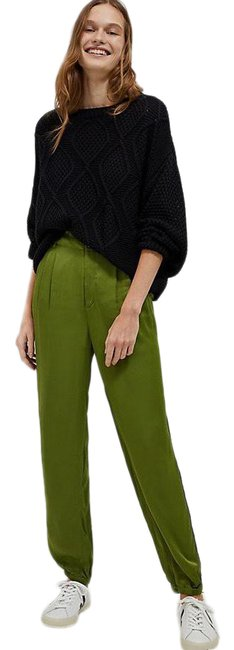 Item - Green Diandra Pants Size 6 (S, 28)