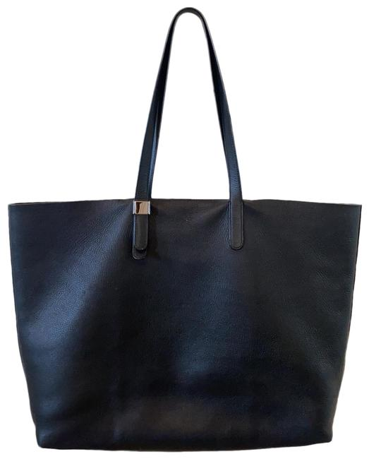Item - Day Market Black Leather Tote