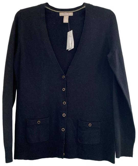 Item - Blue Navy Medium Cardigan Size 8 (M)