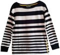 Lauren Ralph Lauren Active Black & White Stripe Cotton Long Sleeve Crew Neck Smart Stylish Tee Shirt Size 4 (S) Lauren Ralph Lauren Active Black & White Stripe Cotton Long Sleeve Crew Neck Smart Stylish Tee Shirt Size 4 (S) Image 1