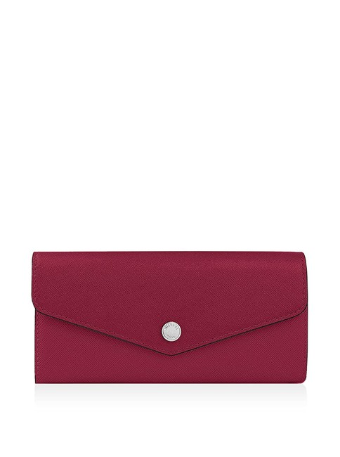 Item - Cherry/Ballet/Red Greenwich Carryall Leather In Cherry/Ballet Wallet