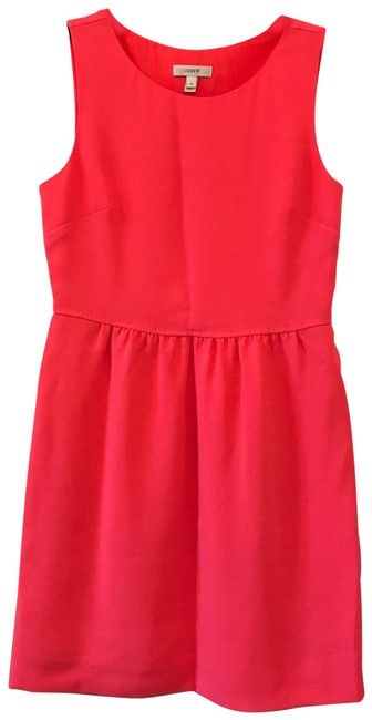 Item - Coral Tank Short Casual Dress Size 4 (S)