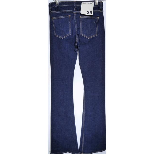 Item - Heritage High Rise Bell Super Stretch Flare Leg Jeans Size 25 (2, XS)