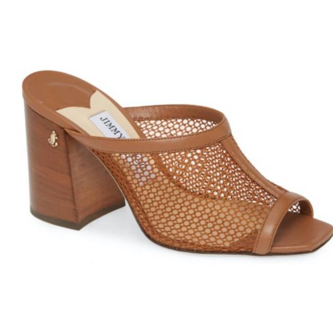 Item - Brown Joud Mesh Leather In Honey 40 Mules/Slides Size US 10 Regular (M, B)