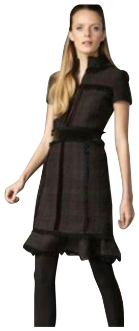 Item - Brown Mid-length Casual Maxi Dress Size 6 (S)