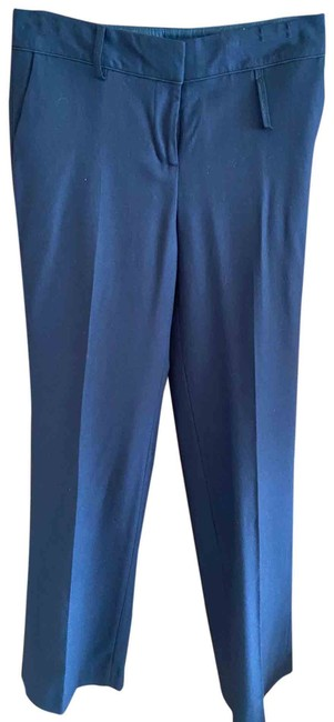 Item - Navy Lightweight Wool Dress Pants Size 4 (S, 27)